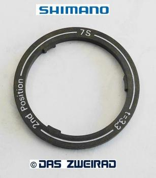 DISTANZRING A, SHIMANO, 3,3 MM